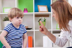 چگونه با کودکم رفتار کنم؟