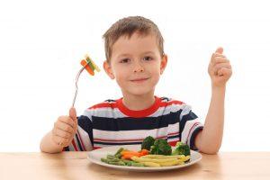 غذا خوردن در کودکان